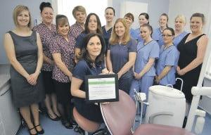 Dental-Award-for-Huntingdon-House-Dental-Practice